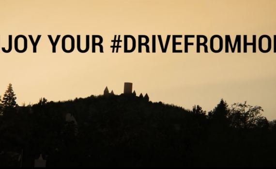 Drivefromhome